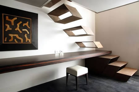 Awesome Floating Staircases