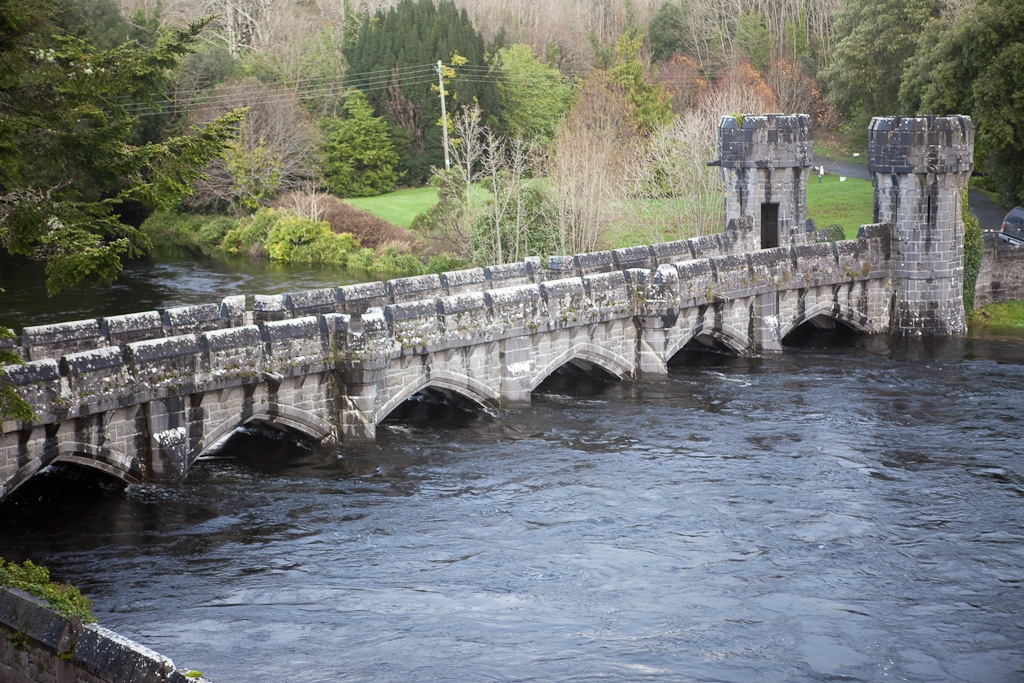 Ireland:  Day Six – The Ashford Castle