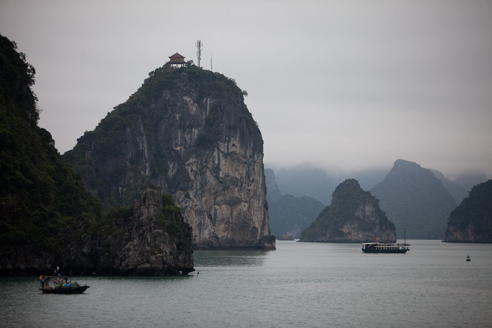 Vietnam:  Day Three – Halong Bay