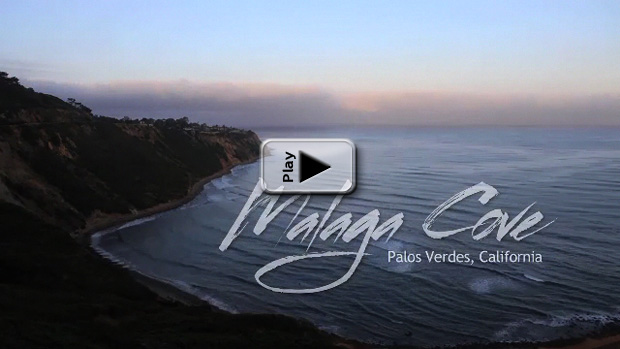 Malaga Cove Sunrise (Time Lapse)