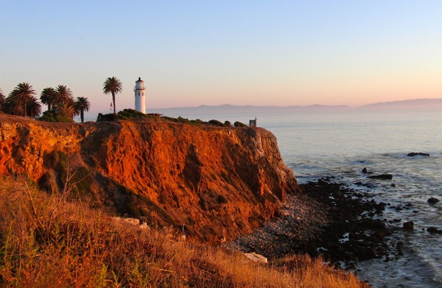 The Rancho Palos Verdes Lighthouse