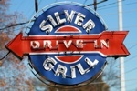 The Silver Grill Sign