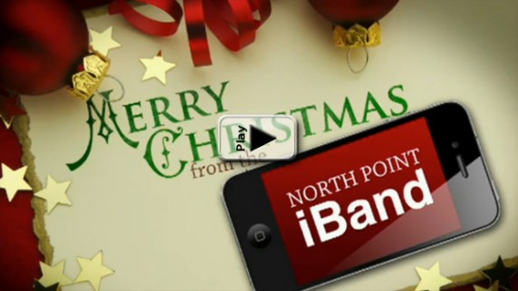 Merry iChristmas from the iBand