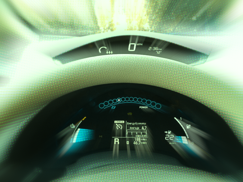 Chloé's Dashboard in Warp Drive