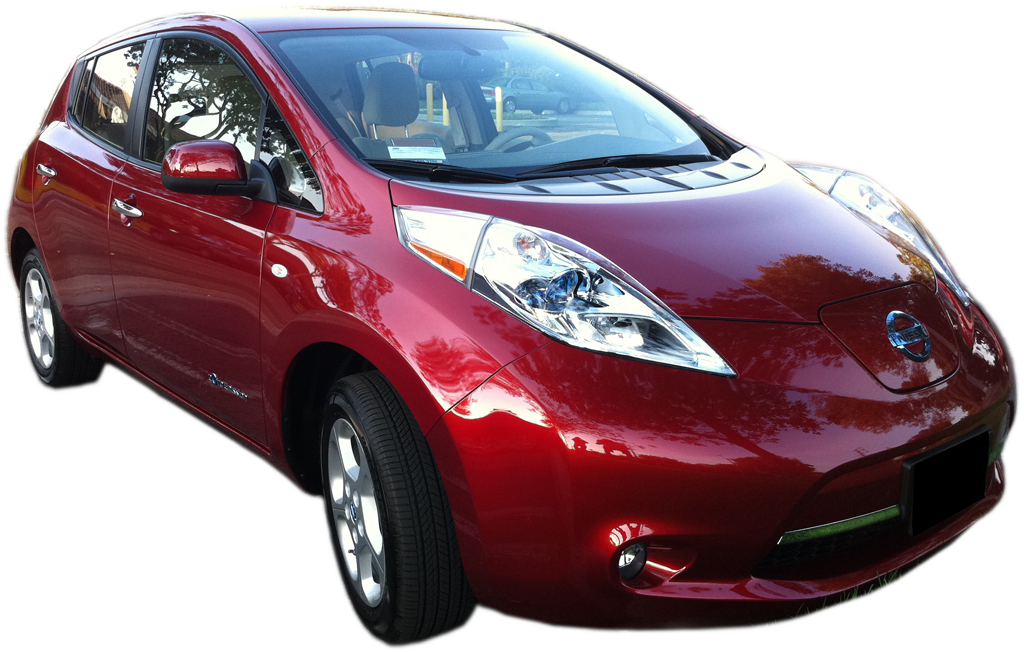 Update on Chloé, Our Nissan Leaf