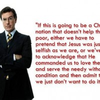 Colbert Quotation