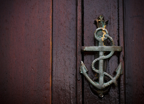 Maritime Door Knocker