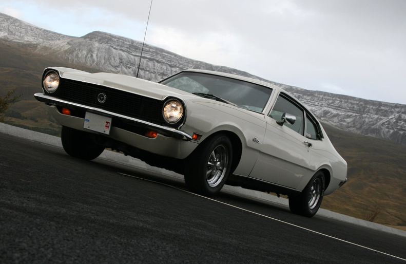 Ford Maverick Front