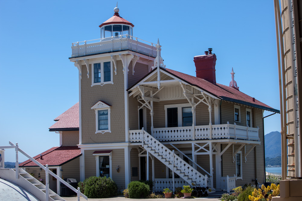 East Brother Light Station Tour