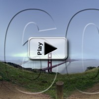 Golden Gate Bridge Battery Spenser pano play button
