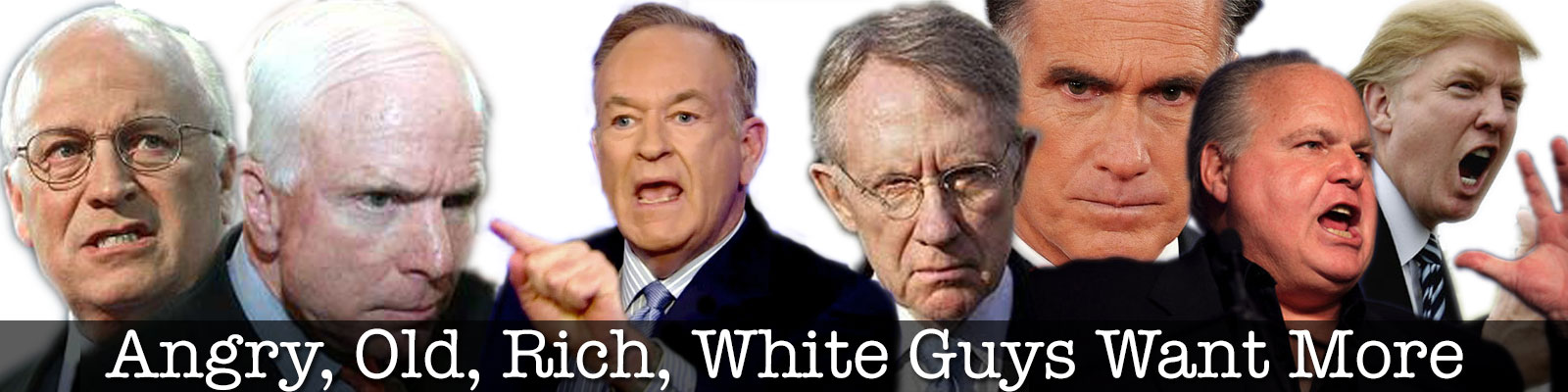Angry, Old, Rich, White Men