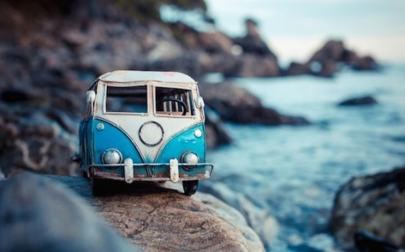 Kim Leuenberger: Traveling Cars Adventures