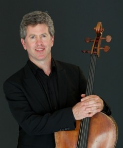 Peter Wyrick - Associate Principal cello, San Francisco Symphony
