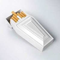 Creative Packaging - Cigarettes