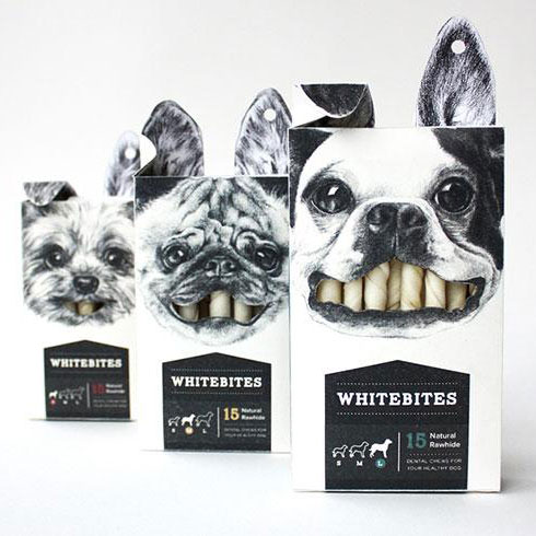 Creative Packaging - Dog Chews