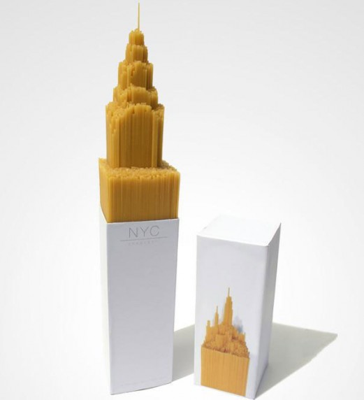Creative Packaging Design - Spaghetti