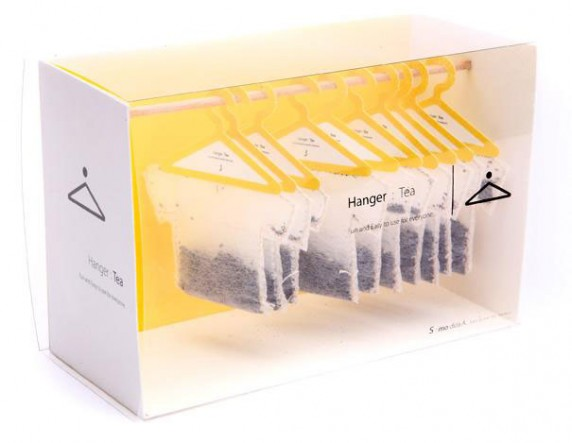 Creative Packaging Design - Tea Bags