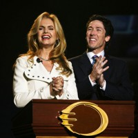 Joel Osteen and Wife