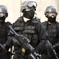 SWAT Militaries Police Gear