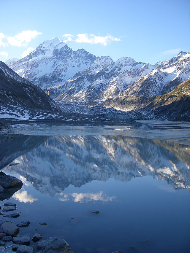 New Zealand: Day 5 – To Mount Cook National Park