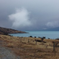 Glacial Lake Clouds
