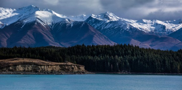 The Gorgeous Lake Pukaki, New Zealand