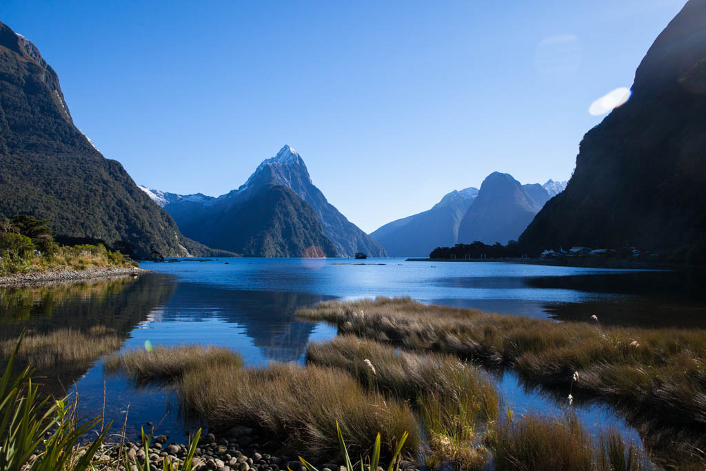 New Zealand: Day 10 – Milford Road and Milford Sound