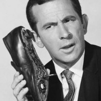 Maxwell Smart Agent 86 Shoe Phone