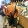 Open Carry in Starbucks