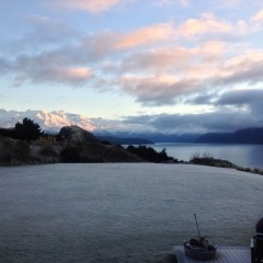 Sunrise Mount Aspiring