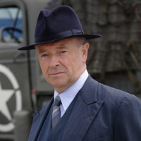 Michael Kitchen as DCS Christopher Foyle on PBS Masterpiece