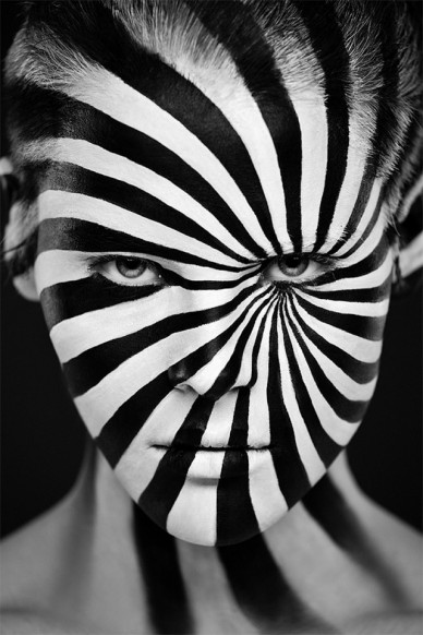 Black and White 2 Makeup Artistry