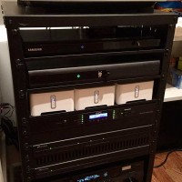 House Audio Rack