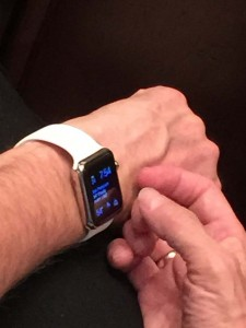 Apple Watch Spotted at Symphony Concert
