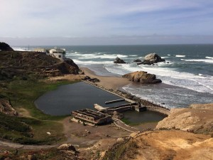 Sutro Baths Ruins and Cliff House