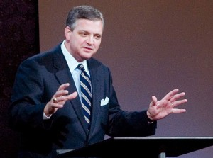 Al Mohler, Photo by James Thompson