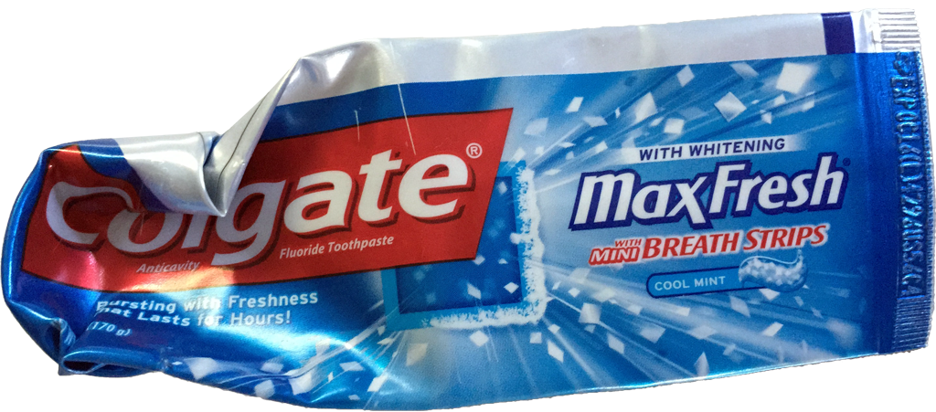 Toothpaste: Crest or Colgate?