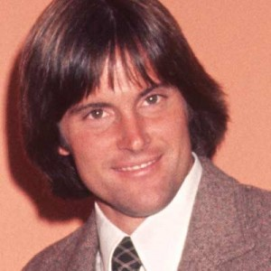 Bruce Jenner when young