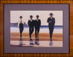 Jack Vettriano - Billy Boys