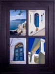 Tim Tyson - Doors of Santorini