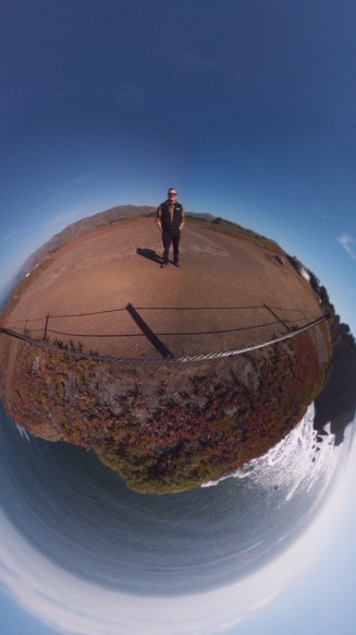 Tim Little Planet Headlands
