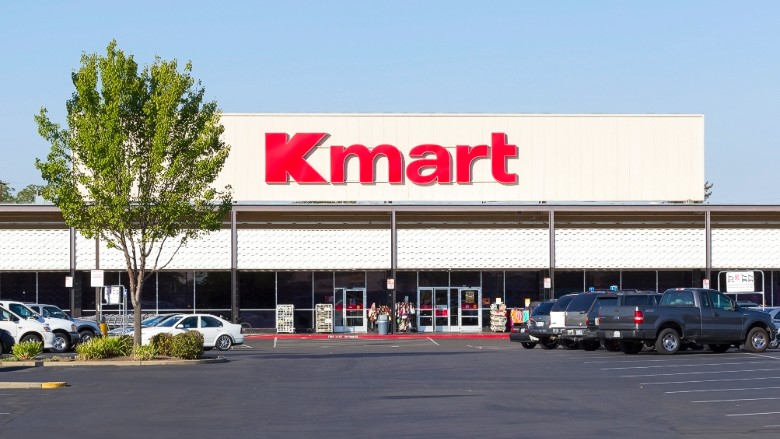 Attention K-mart Shoppers!