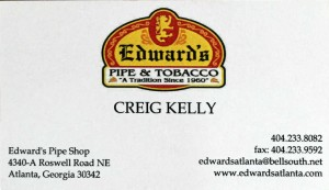 Edwards Pipe and Tobacco