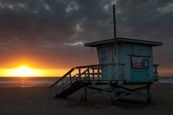 Manhattan Beach Lifeguard Station
