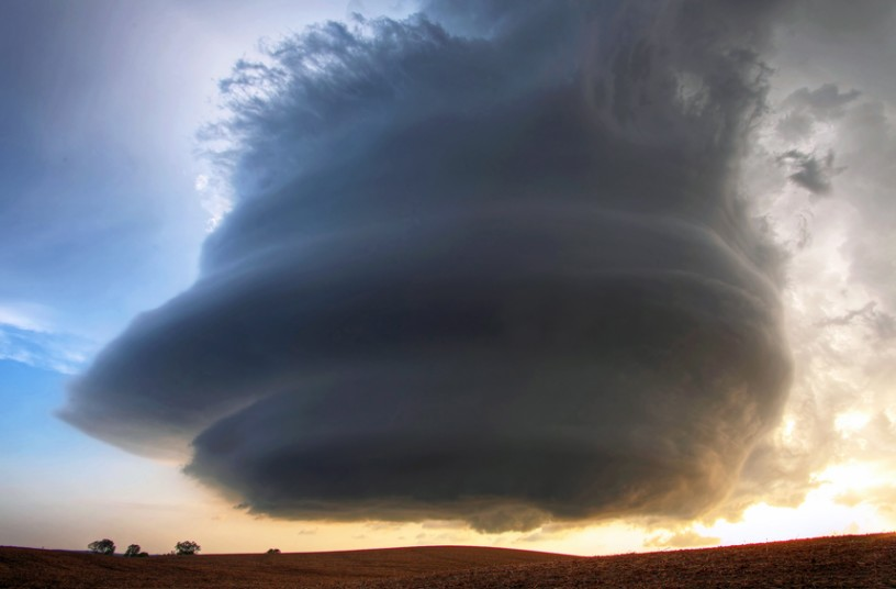 Storm Chasing in 360º Video