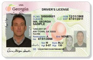 Drivers' license