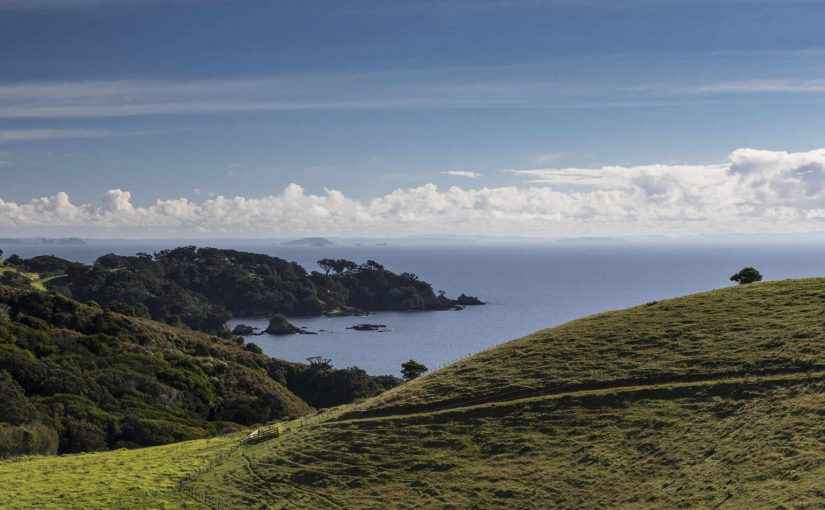 NZ Partial Panos (Part 1: Waiheke Island)