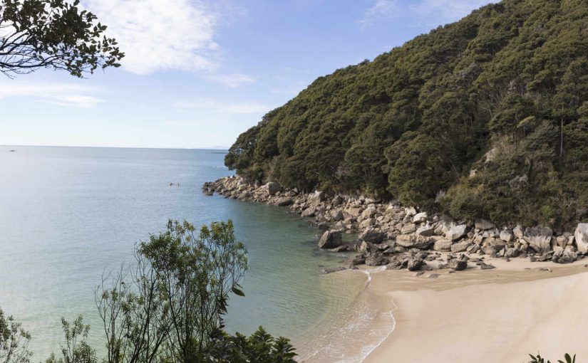 NZ Partial Panos (Part 2: Abel Tasman National Park & The Waters)