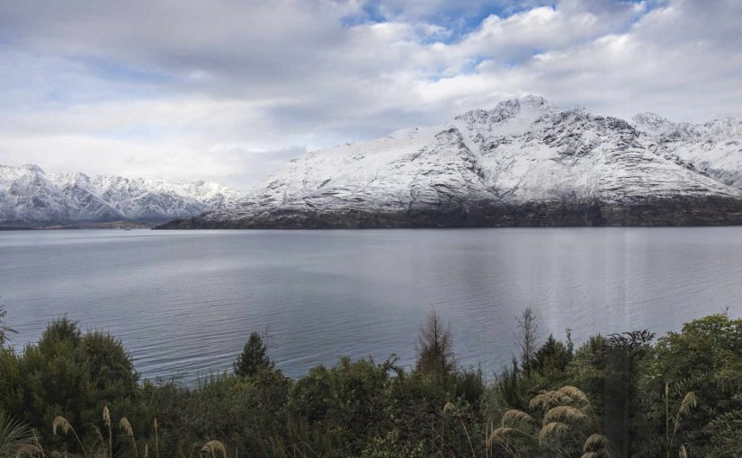NZ Partial Panos (Part 3: Queenstown & The Matakauri Lodge)