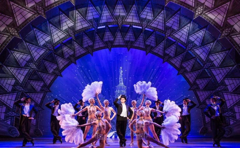 An American in Paris… um, at the Fox Theater